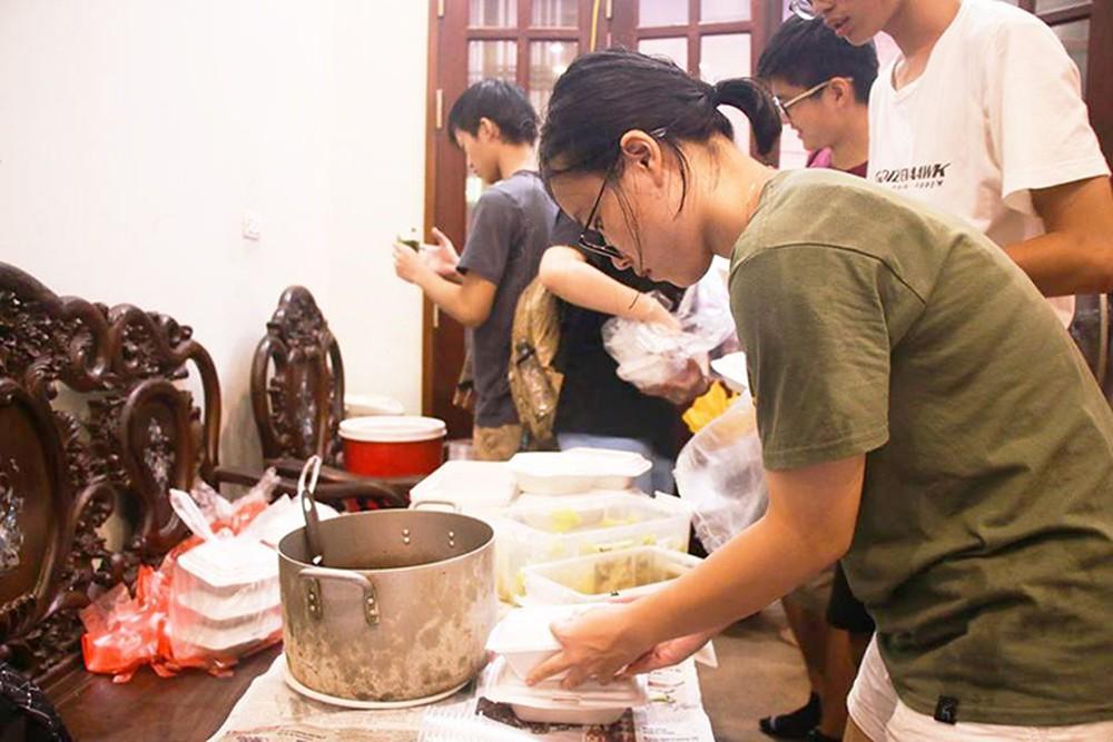 Lan tỏa ý thức tiết kiệm thực phẩm trong cộng đồng