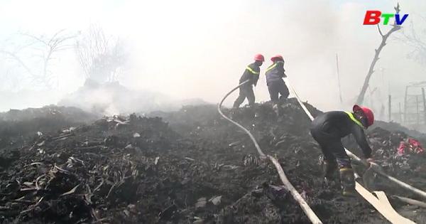 Phòng cháy chữa cháy (Ngày 25/09/2020)