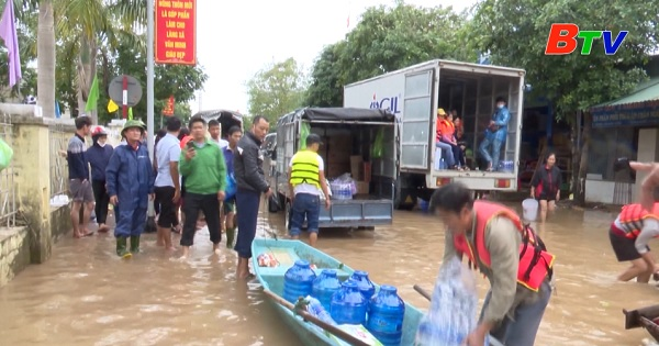 Miễn, giảm lãi vay giúp người dân khắc phục sau mưa lũ