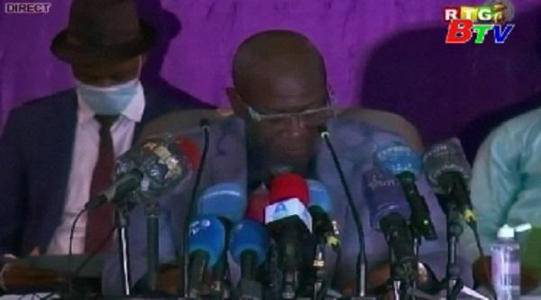 Ông Alpha Conde tái đắc cử Tổng thống Guinea