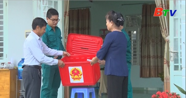 Thủ Dầu Một bầu cử trưởng ban điều hành khu phố