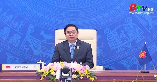 Thủ tướng dự Hội nghị cấp cao ASEAN 38