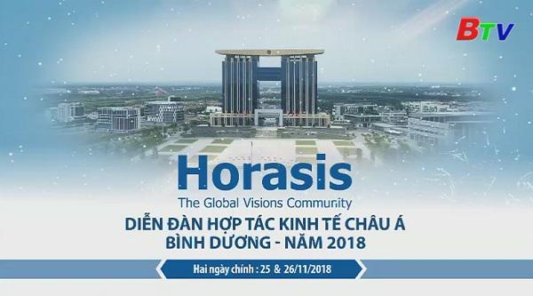 Horasis - Diễn đàn Hợp tác Kinh tế Châu Á 2018