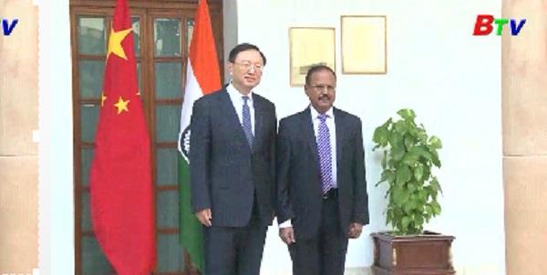 Ấn Độ và Trung Quốc cam kết giải quyết các vấn đề về biên giới