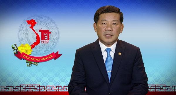 Thư chúc tết của Chủ tịch UBND tỉnh Bình Dương