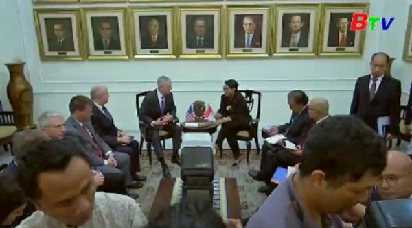Bộ trưởng Quốc phòng Mỹ lên đường thăm Indonesia