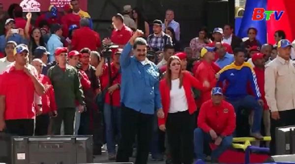 Tình báo Mỹ thừa nhận đứng sau lệnh trừng phạt Venezuela