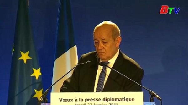 Pháp cảnh báo nguy cơ xung đột mới tại Trung Đông