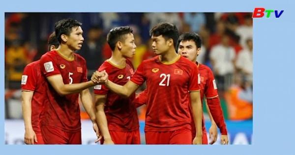 Bóng đá Việt Nam hướng đến mục tiêu mới trong năm 2019