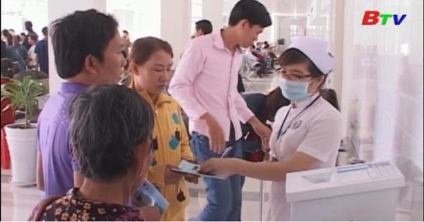 Hiệu quả của việc cải tiến quy trình khám chữa bệnh