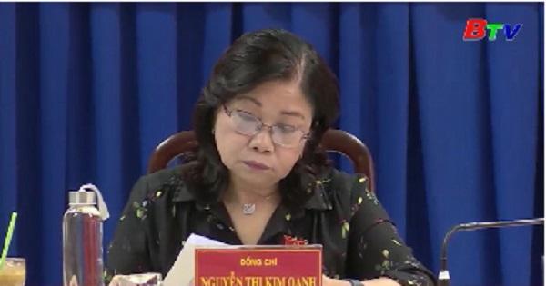 HĐND tỉnh giám sát thực hiện Chính sách An sinh xã hội tại Tân Uyên