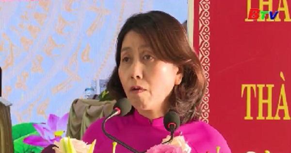Đại hội Đảng bộ phường Khánh Bình lần thứ XII, nhiệm kỳ 2020-2025