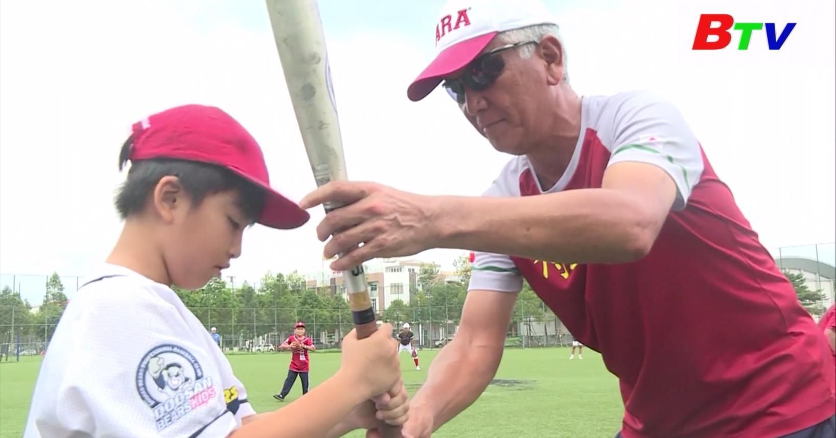 Câu lạc bộ Shindo Bình Dương – Nơi ươm mầm tình yêu môn bóng chày