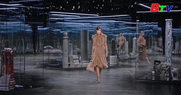 Bộ sưu tập mang tính ứng dụng cao của Fendi tại tuần lễ thời trang Milan trực tuyến