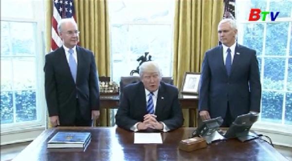 Tổng thống Trump thất bại trong nỗ lực thay thế Obama Care