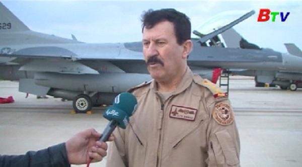 Iraq nhận 4 chiếc máy bay chiến đấu do Mỹ sản xuất