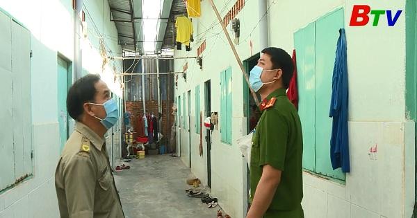 Thuận An tăng cường kiểm tra an toàn phòng cháy chữa cháy  tại các cơ sở kinh doanh nhà trọ