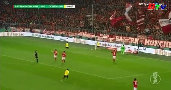Dortmund  vào chung kết Cúp quốc gia Đức