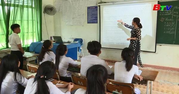 Ôn tập THPT môn Tiếng Anh
