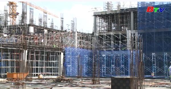 Công trình Bệnh viện Đa khoa 1500 giường Bình Dương sẽ hoàn thành vào tháng 6/2020