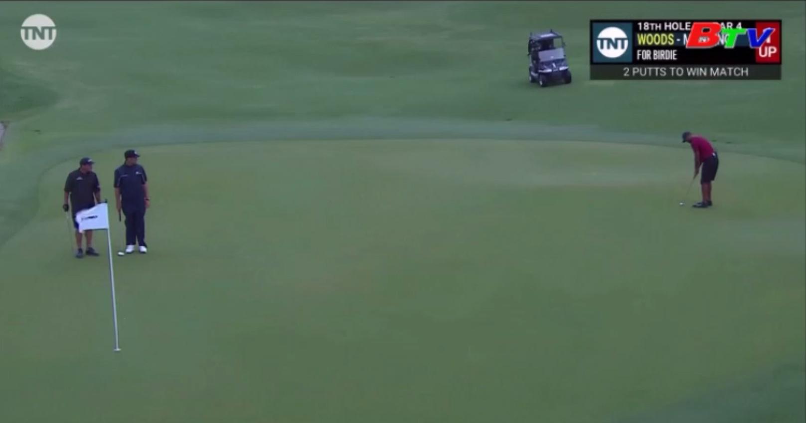 Trận đấu golf gây quỹ từ thiện 20 triệu đô la chống Covid-19