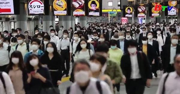 Nhật Bản - Thủ đô Tokyo bước vào giai đoạn 1 nới lỏng phong tỏa