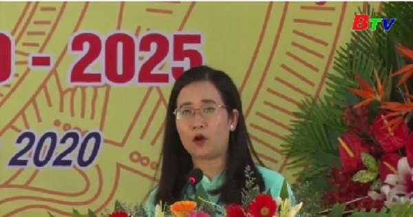 Đảng bộ xã Tam Lập (Phú Giáo) đại hội lần IV, nhiệm kỳ 2020-2025