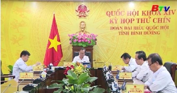 Quốc hội thảo luận, góp ý nhiều nội dung quan trọng