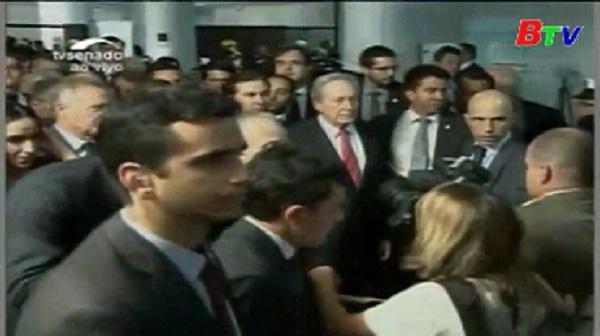 Tổng thống Brazil bị tổng công tố cáo buộc tham nhũng