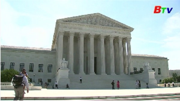 Tòa án Tối cao Mỹ ủng hộ Tổng thống Trump trong lệnh cấm đi lại