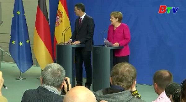Đức cảnh báo EU khó đạt được thỏa thuận về vấn đề di cư