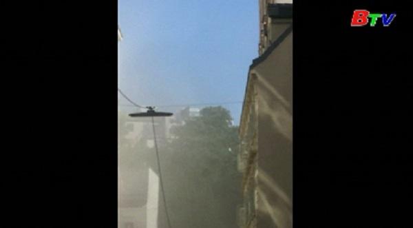 Áo - Sập nhà ở thủ đô Vienna khiến nhiều người bị thương