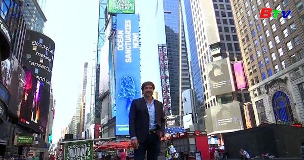 Nam diễn viên người Tây Ban Nha Javier Bardem và nỗ lực bảo vệ đại dương
