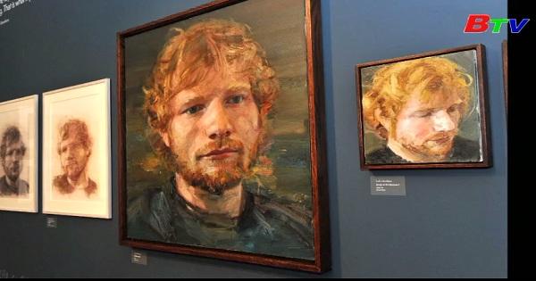 Anh - Mở cửa triển lãm về nghệ sĩ ED Sheeran