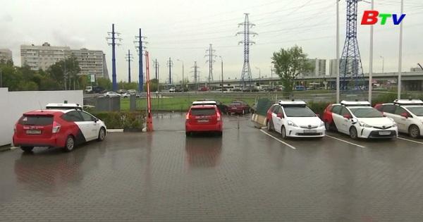 Yandex mở rộng thử nghiệm xe tự lái tại Nga