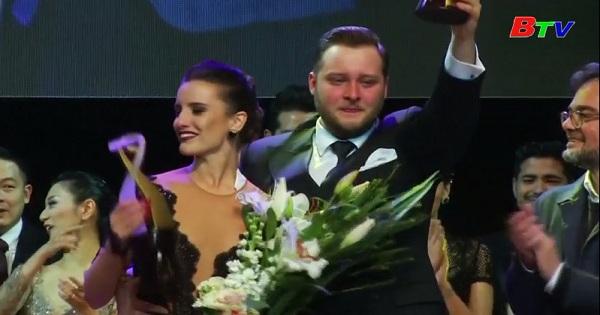 Nhà vô địch mới của Giải tango quốc tế