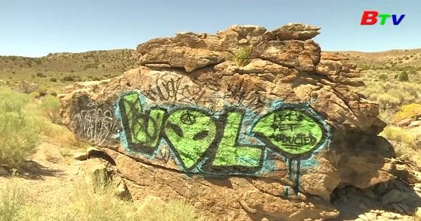 Thị trấn Nevada thu hút những người săn tìm người ngoài hành tinh