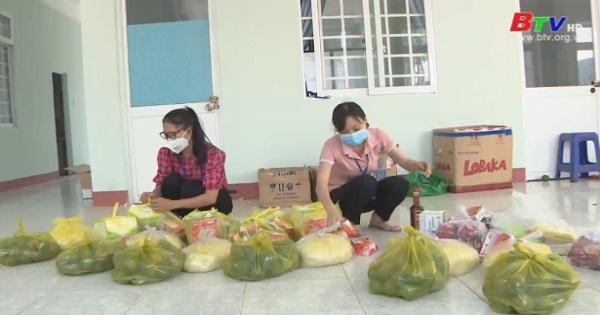 Hội Phụ nữ huyện Bắc Tân Uyên tích cực tham gia công tác phòng, chống dịch bệnh