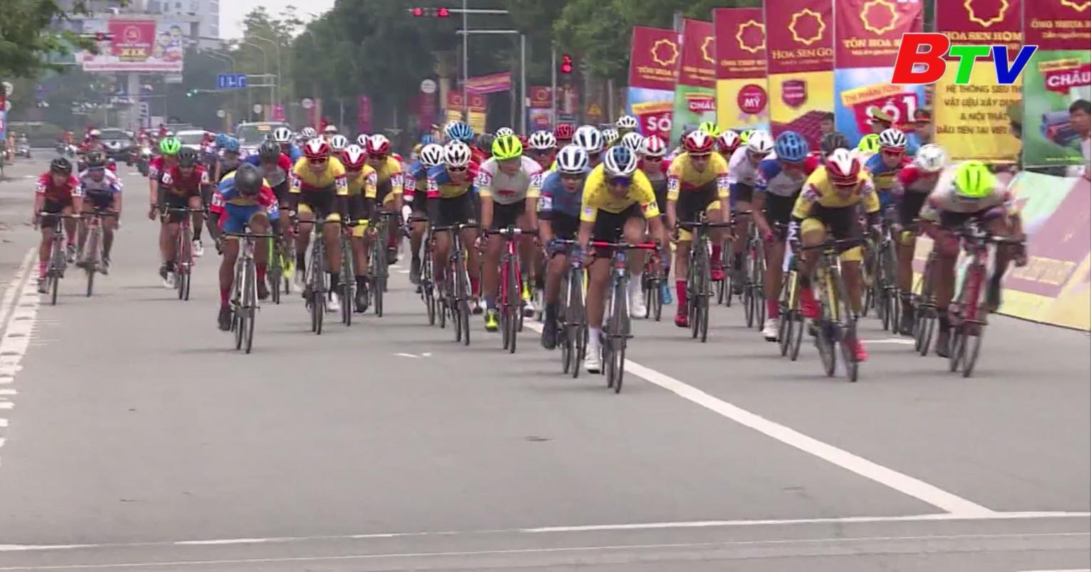 Chặng 4 Giải xe đạp VTV Cúp Tôn Hoa Sen 2020 – Thay đổi danh hiệu Áo trắng