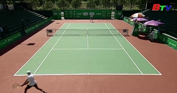 Chung kết Giải quần vợt F3 Men's Futures thành phố mới Bình Dương Cúp Becamex IDC 2017