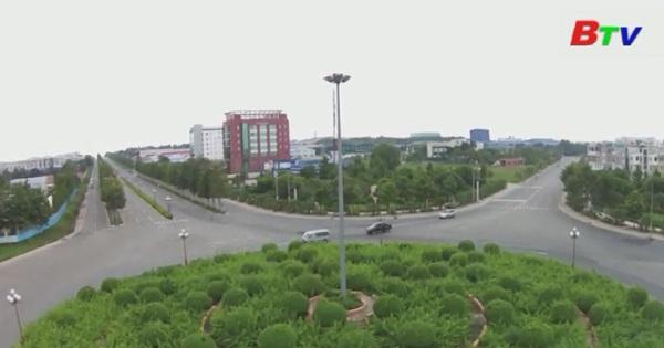 Đầu tư kết cấu hạ tầng giao thông gắn kết lộ trình xây dựng đô thị thông minh