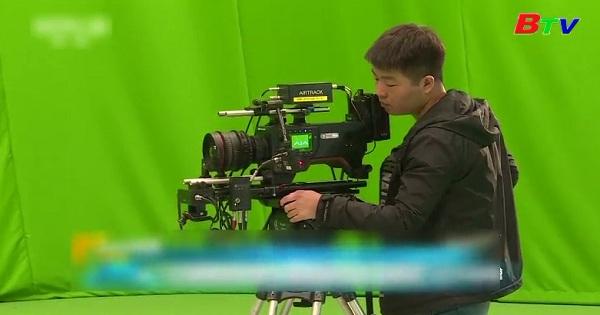 Công viên điện ảnh Thượng Hải phát triển công nghệ nhiếp ảnh ảo