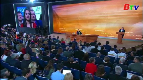 Tổng thống Nga kêu gọi giám sát các công ty truyền thông