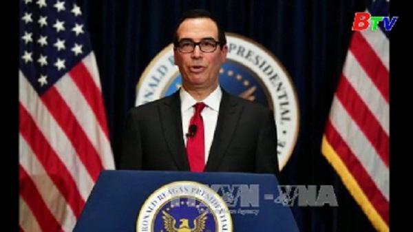 Mỹ trừng phạt hai quan chức phụ trách tên lửa Triều Tiên