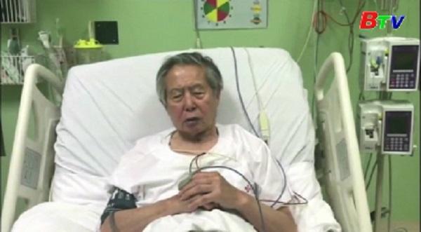 Peru - Cựu Tổng thống A. Fujimori xin lỗi công khai người dân