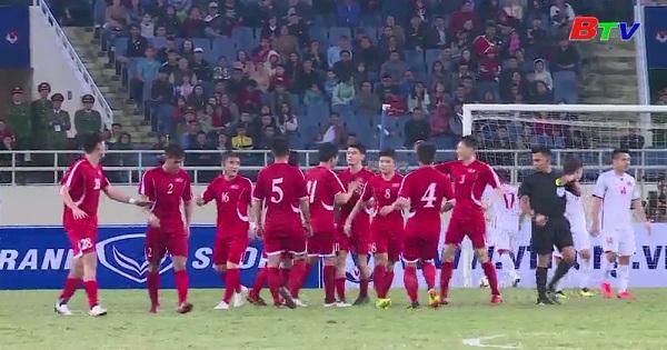 Giao hữu quốc tế: Việt Nam 1-1 CHDCND Triều Tiên