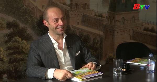 Giám đốc ROTHSCHILD CIS  tại Nga xuất bản chuyện cổ tích