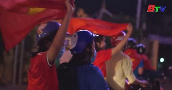100% lực lượng chức năng ứng trực sau trận chung kết bóng đá U23 Chấu Á
