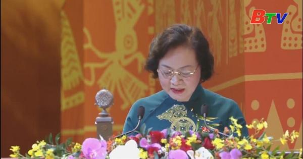 Ngày thảo luận thứ 2 tại Đại hội XIII của Đảng