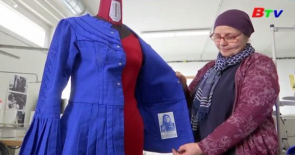 Thu hẹp khoảng cách thời trang công nhân và cao cấp